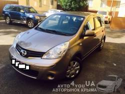 Nissan Note 2013 �/�